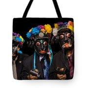 Mascaras Tote Bag
