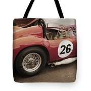 Maserati 450 S Tote Bag