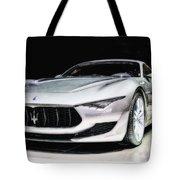 Maserati Alfieri Concept 2014 Tote Bag