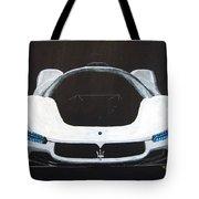 Maserati Birdcage 75th Concept Tote Bag