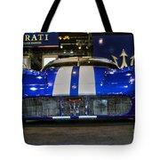 Maserati Racer Tote Bag