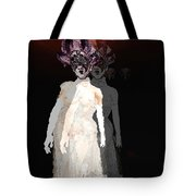 Mask-02 Tote Bag by Theda Tammas