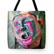 Mask Attached To Trunk 1 Tote Bag