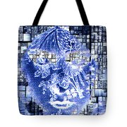 Mask Of The Great Lady Tote Bag