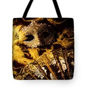 Mask Of Theatre Tote Bag