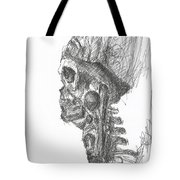 Mask Off Tote Bag