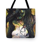 Masked Muse 1 Tote Bag