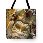 Masks For Sale - Venice, Italy Tote Bag