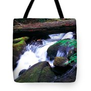 Mason Creek  Tote Bag