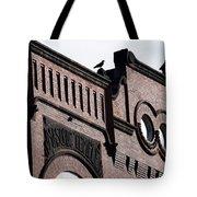 Masonic Gothic Tote Bag