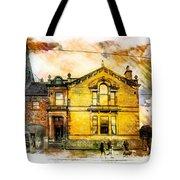 Masonic Lodge 2 Tote Bag