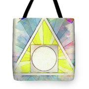 Masonic Symbolism - Alchemy Tote Bag