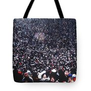 Mass Eruption Tote Bag