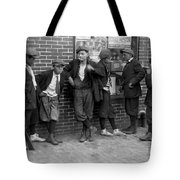 Massachusetts: Gang, C1916 Tote Bag