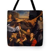 Massacre Of The Innocents 1611 Tote Bag