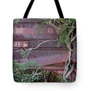 Massey - Under Seige Tote Bag