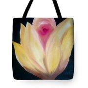 Mastard Flower Tote Bag
