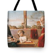 Master Of Astorga Tote Bag