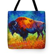 Master Of His Herd Tote Bag