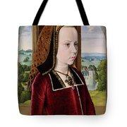 Master Of Moulins Tote Bag
