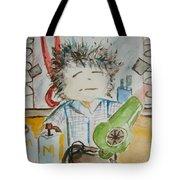 Master Stylist Tote Bag