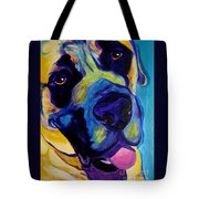 Mastiff - Lazy Sunday Tote Bag