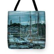 Masts Hysteria Tote Bag