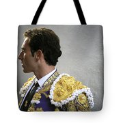 Matador Salvador Cortes I Tote Bag
