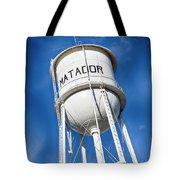 Matador Water Tower Tote Bag