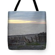 Matane In The Morning... Tote Bag