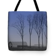 Matching Curves Tote Bag