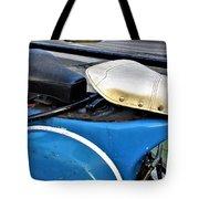 Matching Seats Tote Bag
