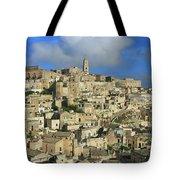 Matera Italy Tote Bag