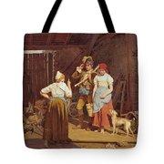 Maternal Admonition Tote Bag