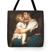 Maternal Love Tote Bag