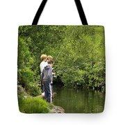 Mates Fishing Tote Bag