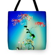 Math Chrysanthemum 1 Tote Bag