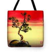 Math Pine 1 Tote Bag by GuoJun Pan