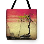 Math Pine 2 Tote Bag