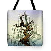 Mathematics Willow Tote Bag