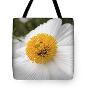 Matillija Poppy Tote Bag
