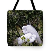 Mating Season Tote Bag