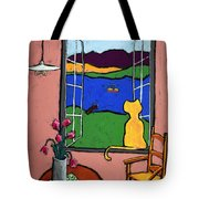 Matisse's Cat Tote Bag