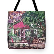 Matopo Rock Lodge Tote Bag