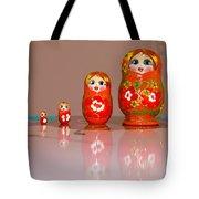Matryoshka Memories Tote Bag