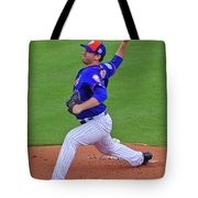 Matt Harvey Tote Bag