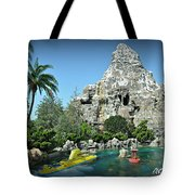Matterhorn And The Sub Tote Bag