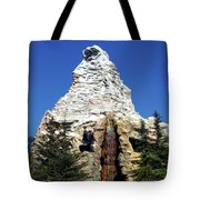 Matterhorn Disneyland Tote Bag