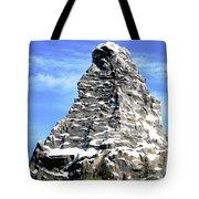Matterhorn Peak Tote Bag