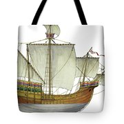 Matthew Tote Bag by The Collectioner